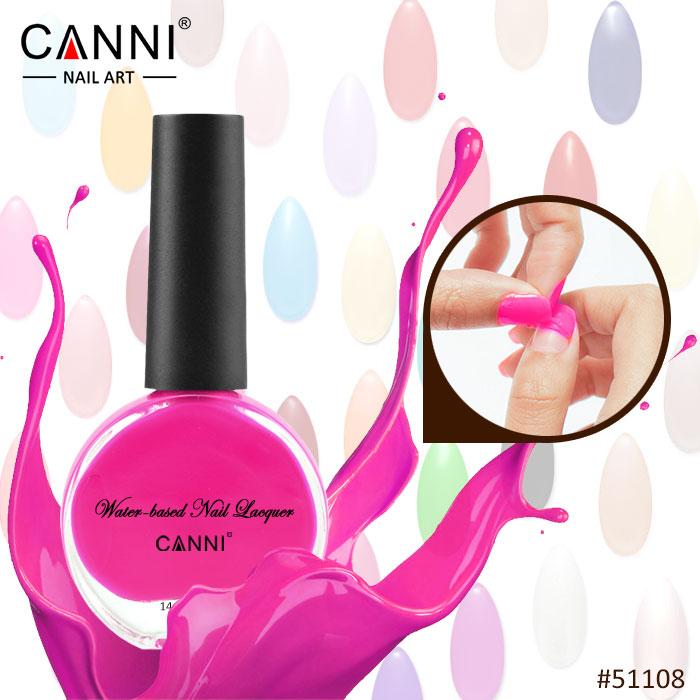 51108 CANNI Nail Art Abziehbare Nagellack OEM 38 Farben