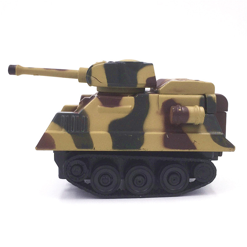 Automatic Inductive Magic Tank Toy car Follow Any Drawn Line Unique Gift toy for Kids