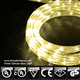 LED rope light spool for Canada / USA
