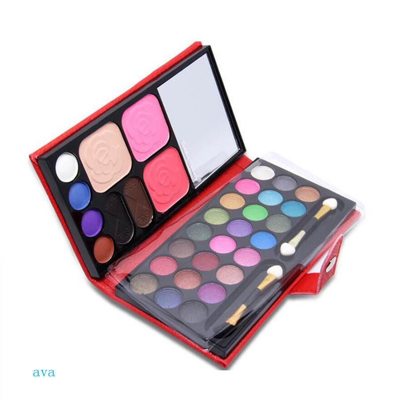 Ava Recommend professional makeup kit multi Color Fashion Eye shadow palette Cosmetics Mineral Make Up Palette eyeshadow set