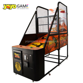 Crazy Shoot Arcade Street Basketball Shooting Machine For Sale Buy