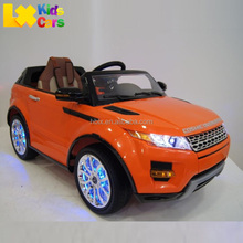 Kids Range Rover Style Battery Powered 12V Electric Ride-On Toy Car,children car to drive