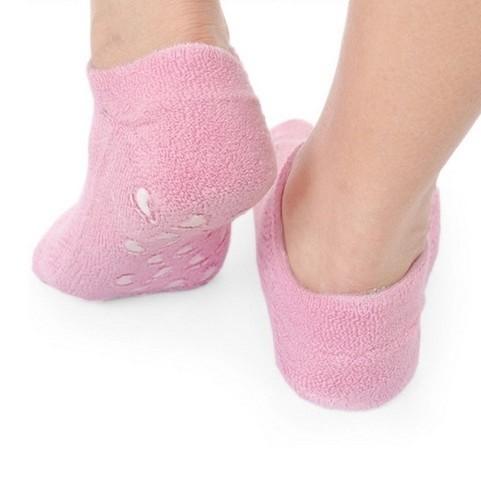 Wholesale Foot Care Soft Ladies Sock Moisture Spa Gel Sock