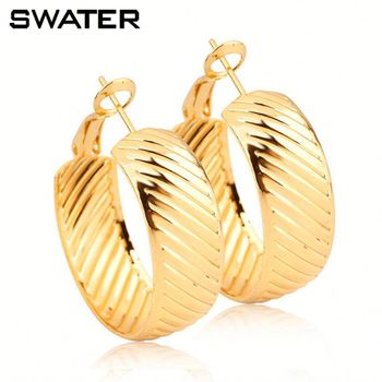 New 2018 Latest Fancy Simple 2 Gram gold Beautiful Earrings
