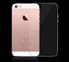 The newest wholesale full clear soft TPU cover case for iphone se case ultra-thin protector