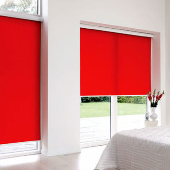 Motorized Roller Shades And Motorized Roller Blinds With
