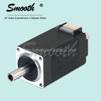 Hollow Shaft Stepper Motor Nema 8 Motor Length 43mm Buy