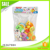 new arrival product plastic baby teethers baby toy for kids