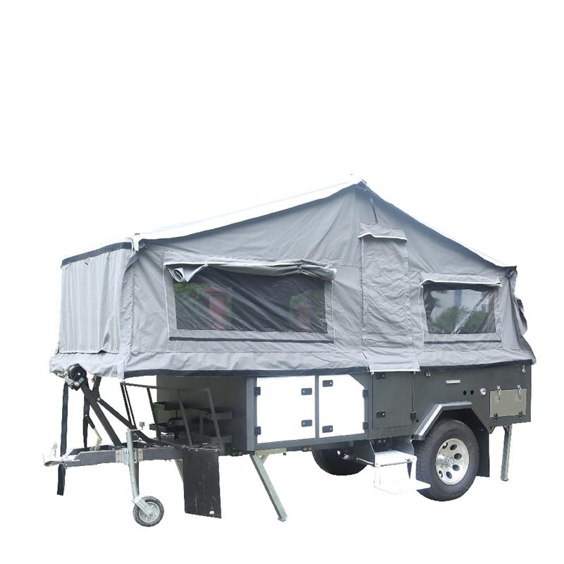 Off Road Hard Floor Travel Trailers For Sale Qld With High Quality
