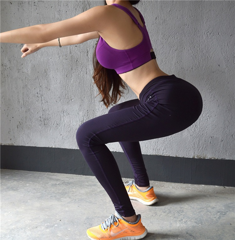 fit women in yoga pants - Pi Pants