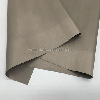 b0dbd6bf4 Alibaba Venta caliente Anti huellas dactilares anti radiación rfid bloqueo  emf ropa para rfid señal bloqueando