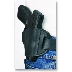 Leather Belt Slide Gun Holster for Smith & Wesson M&p Sigma 9mm 40 V