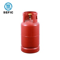 High Quality 2-50KG Empty LPG Gas Cylinder Price Filling With Valve
