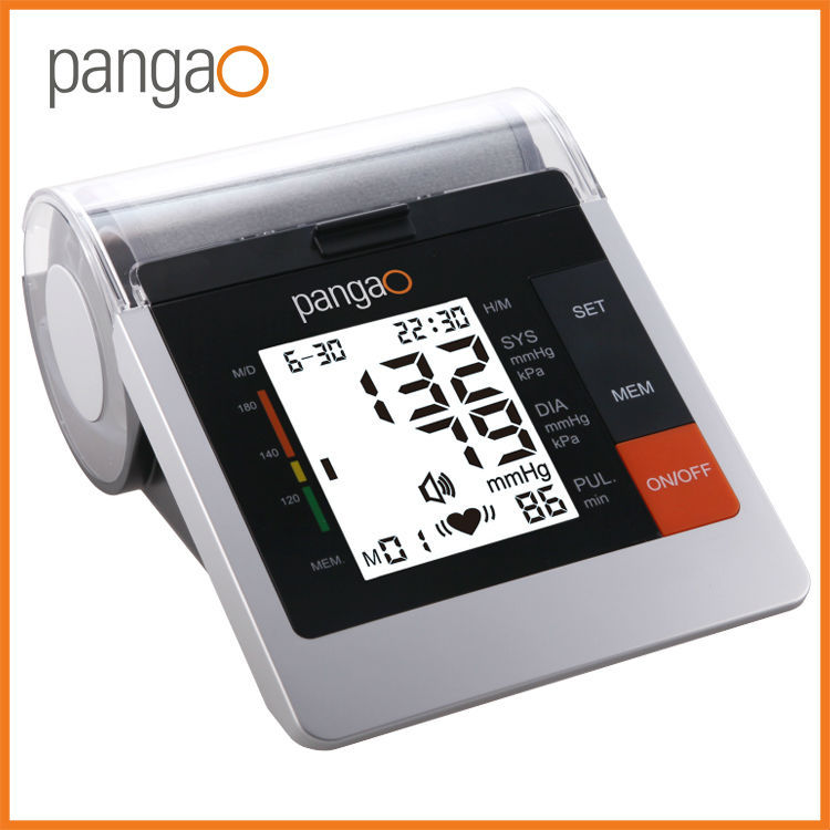 china supplier home health care arm blood pressure monitor meter machine