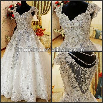 Wedding Dresses Crystal