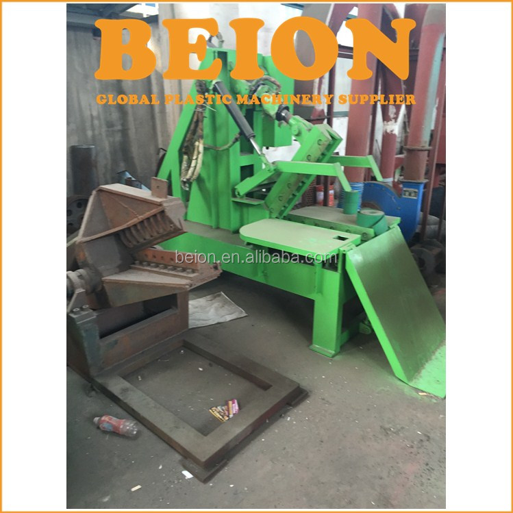 New technology Rubber cutter machine/rubber cutting machinery/wasted tire recycling