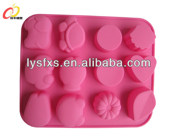 Good Quality Low Price China free silicone bakeware wholesaler