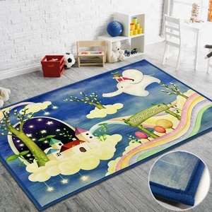 Colorful Soft Foam Polyester Children Kids Baby Play Mat