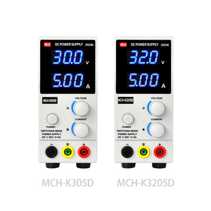 Educational instrument high quality stable electric equipment MCH-K305D single output switching power supply