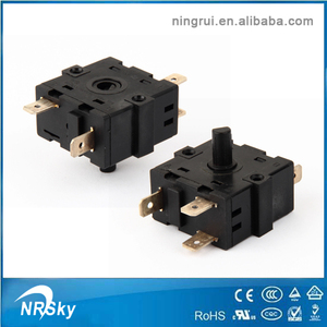 microwave fan heater oven toaster rotary switches