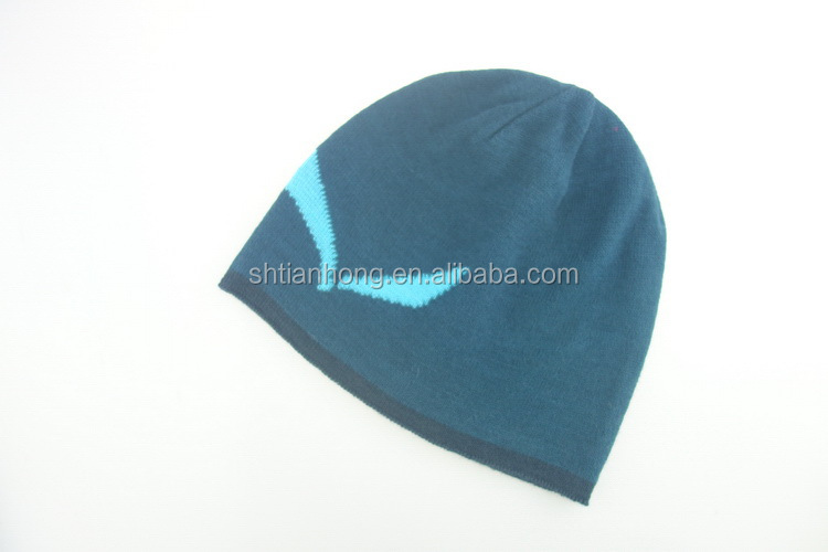 Factory wholesale hot sale man knitted hat cap