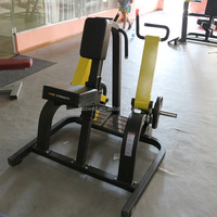 pure strength exercise rowing machine