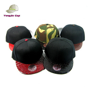 475302f2 best grade crocodile skin snapback cap wholesale