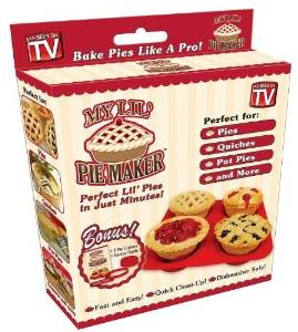 My Lil' Pie Maker Set (Pack of 2) by My Lil' Pie Maker
