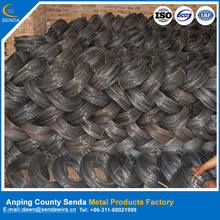 Binding Black Annealed Iron Wire / construction used black annealed tie wire/ factory price