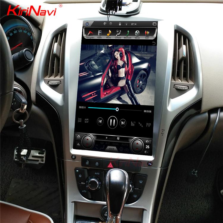 Kirinavi Vertical Screen Tesla Style Android 6 0 14 1 Quot Car