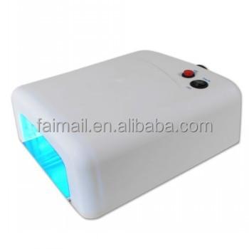 Beaufly Nagel Lampe Sk 818 Uv Timer Lampe 4x 9w Gluhbirnen In Box