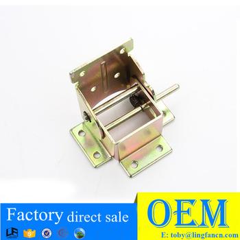 Plastic Folding Tables 90 Degree Locking Hinge Table Leg Brackets The Hinged Mechanism Of