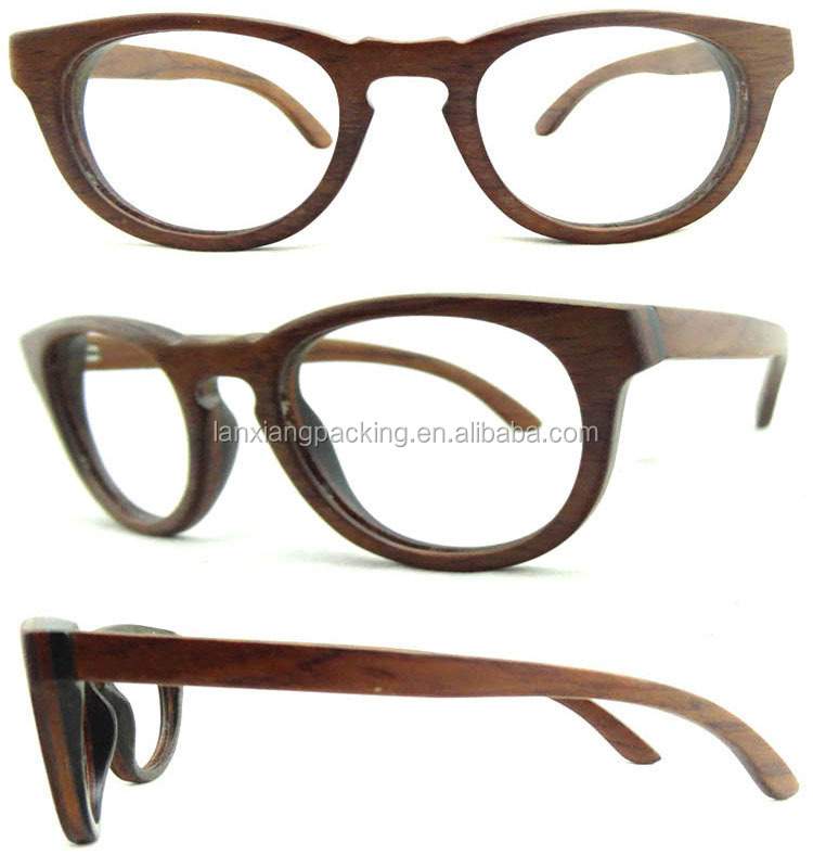 Bamboo Eyeglasses Frames, Bamboo Eyeglasses Frames Suppliers and ...