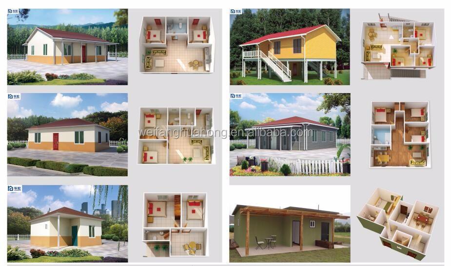 2020 מפעל אספקת מוכן בתי זול טרומי מודולרי בתים מיניאטורות בתים למכירה