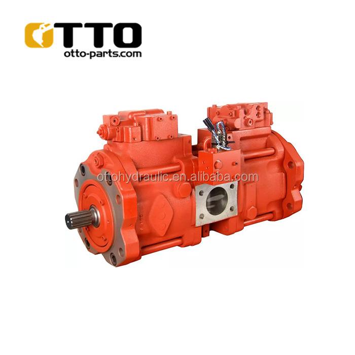 Used Genuine PSV2-55T kayaba Hydraulic Pump, PSV2 series kayaba piston pump, PSV2-55T kayaba pump