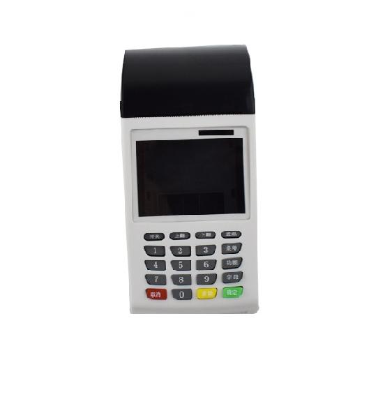 Cash register machine TCR001 Fiscal ECR Easy operation ECR Pos Machine System Plastic shell body casing IIA