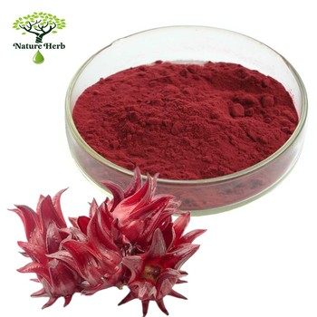High Quality Ruselle Extract powder / Rose Eggplant Pigment