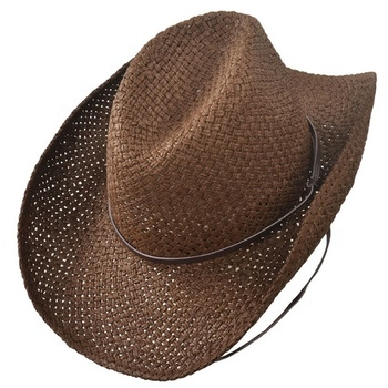 76362efa53053 New Men Women s Summer Sun Beach Western Style Cowboy Straw Hat ...