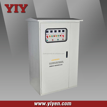Outdoor Type Three Phase High Power Industarial Automatic Voltage Regulator 500KVA LED display