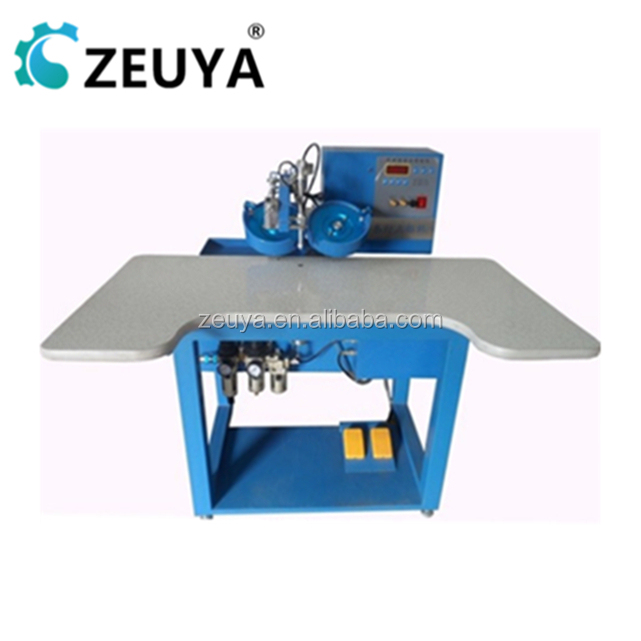 Good Quality Semi-Automatic rhinestone machine for t shirt Trade Assurance ZY-S3530