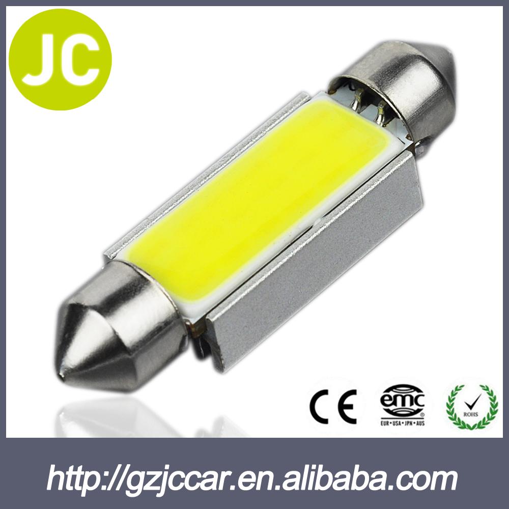 C5w 12 В не полярности фестона 42 мм cob белый из светодиодов для чтения печатной платы