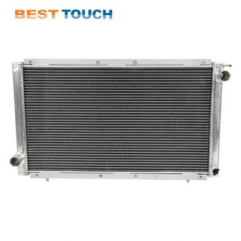 COMMODORE VT VX 5.7L V8 LS1 SERIES 2 GEN 3 AT/MT autocar aluminum street rod radiators for HOLDEN