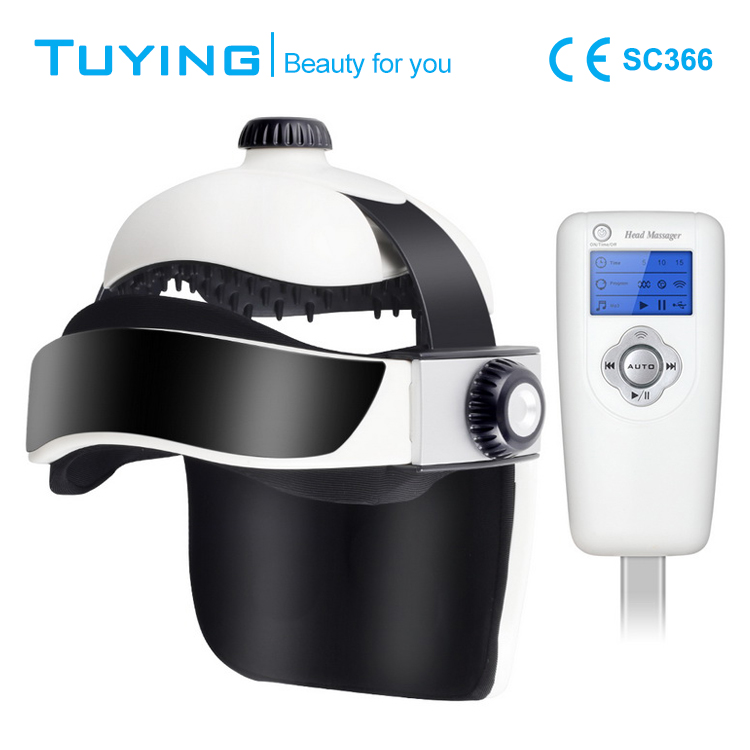 New arrival product portable electric Vibrating Head Massager machine for headache