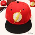 Flash Snapback Caps Adult Baseball Cap Cool Boy Hip hop Hats for Men Women 2 colors