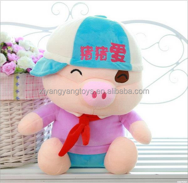 Design manufacture cartoon character lamb in festival plush toy