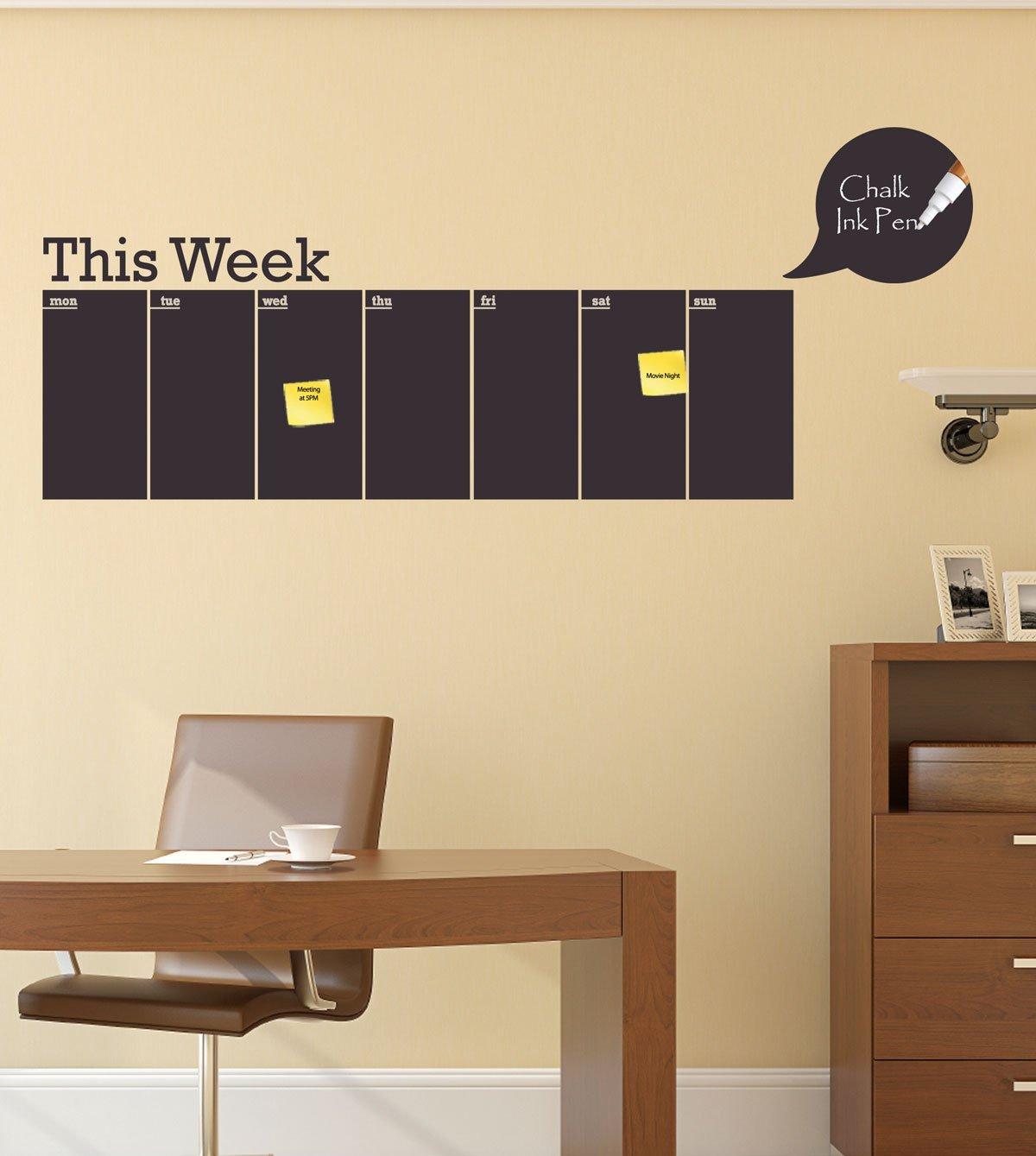 Cheap Chalkboard Calendar Wall, find Chalkboard Calendar Wall deals ...