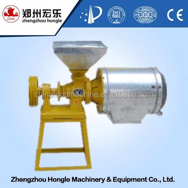 Corn Mill Small Automatic Wheat Flour Milling machine