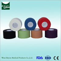 Chinese Manufacturer supply good quality light elastic sports tape