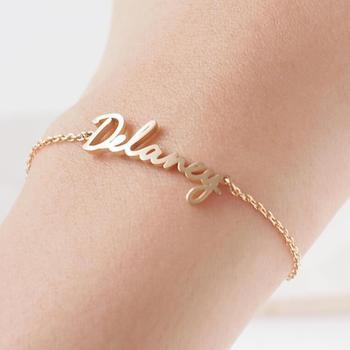 Custom Bridesmaid Jewelry Gift