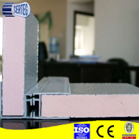 phenolic foam insulation board suitable for under concrete slab and roof insulation